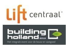 Liftcentraal op Building Holland